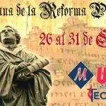 La Universidad Madero de México organiza conferencias en el mes de la Reforma Protestante