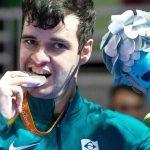 Israel Stroh va a Tokio para los Juegos Paralímpicos